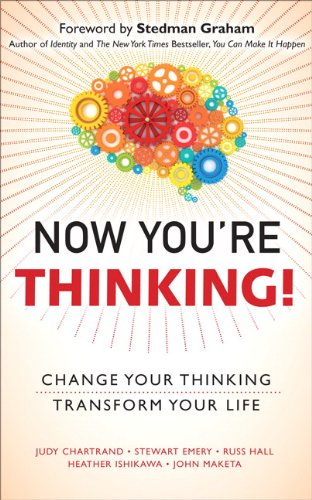 "Book Summary: ""Now You're Thinking"" by Judy Chartrand and others"