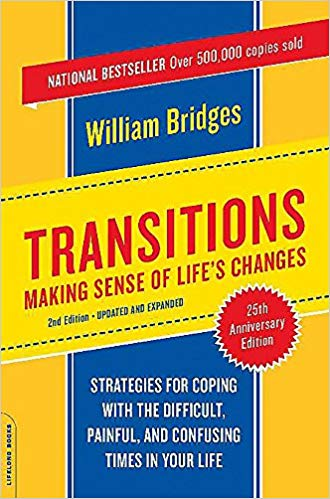 "Book Summary: ""Transitions"" by William Bridges"