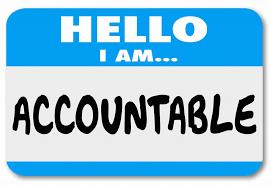 Exploring Personal Accountability